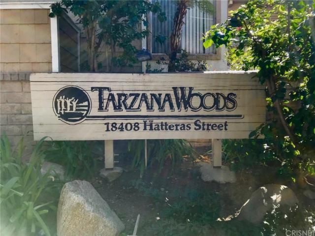 18408 Hatteras Street #13, Tarzana, CA 91356 (#SR18040535) :: Golden Palm Properties