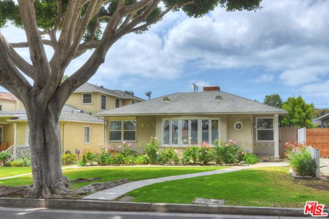 1030 Chelsea Avenue, Santa Monica, CA 90403 (#18316458) :: Golden Palm Properties