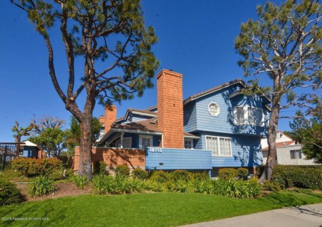 18713 Hatteras Street #3, Tarzana, CA 91356 (#818000820) :: Golden Palm Properties