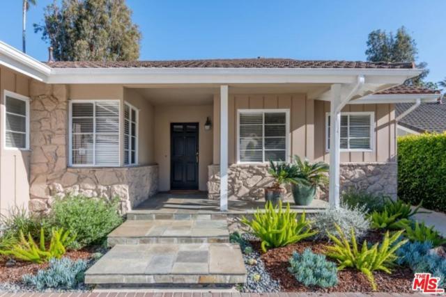 668 Jacon Way, Pacific Palisades, CA 90272 (#18316482) :: Golden Palm Properties
