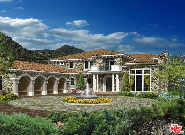 624 N Kanan Dume, Malibu, CA 90265 (#18316336) :: Golden Palm Properties