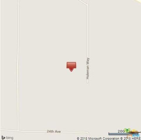 0 Holeman Rd, Desert Hot Springs, CA 92241 (#18316286PS) :: Paris and Connor MacIvor