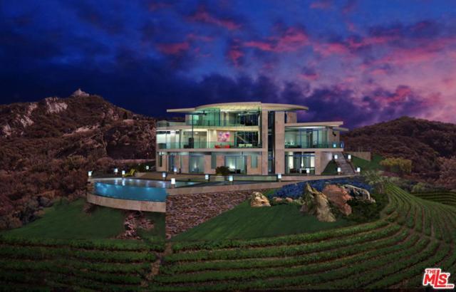 625 N Kanan Dume, Malibu, CA 90265 (#18316338) :: Golden Palm Properties