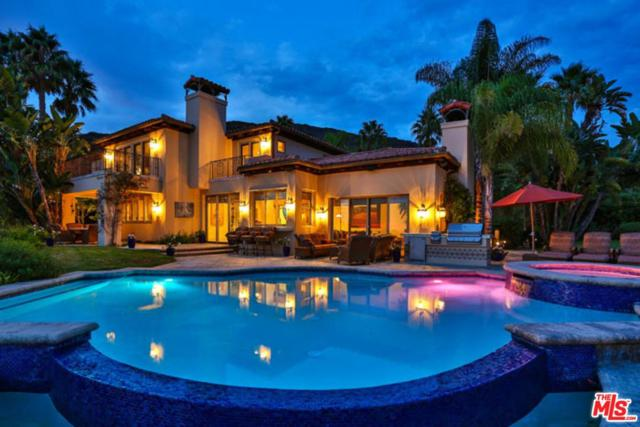 5618 Sea View Drive, Malibu, CA 90265 (#18316514) :: Golden Palm Properties