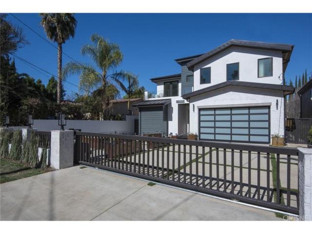 14857 Greenleaf Street, Sherman Oaks, CA 91403 (#SR18040797) :: Golden Palm Properties