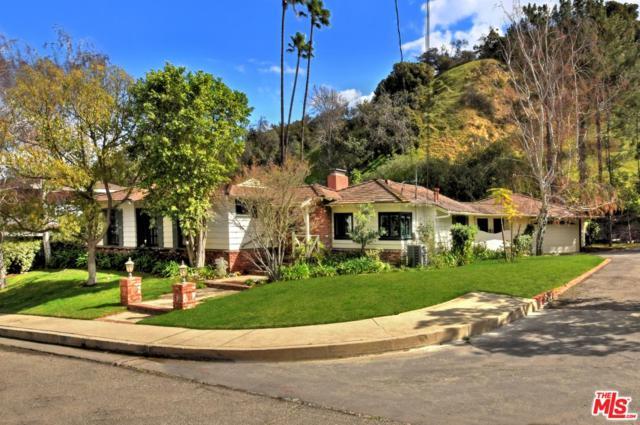 3520 Loadstone Drive, Sherman Oaks, CA 91403 (#18316254) :: Golden Palm Properties
