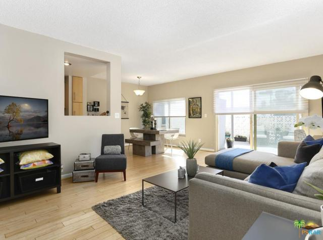 1110 Hacienda Place #106, West Hollywood, CA 90069 (#18316020PS) :: Golden Palm Properties