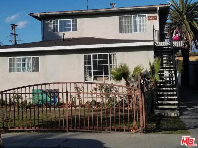 4807 W 18TH Street, Los Angeles (City), CA 90019 (#18316630) :: Golden Palm Properties