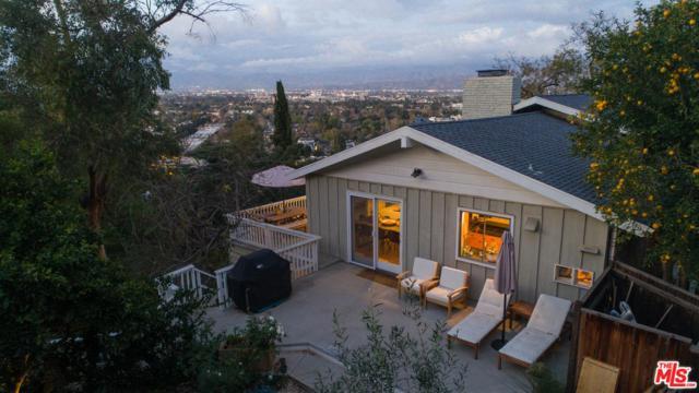 3736 Berry Drive, Studio City, CA 91604 (#18316634) :: Golden Palm Properties