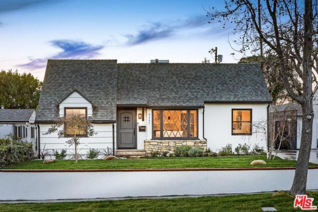 4237 Murietta Avenue, Sherman Oaks, CA 91423 (#18316208) :: Golden Palm Properties