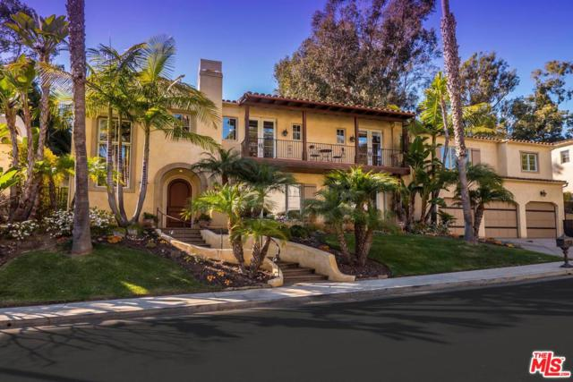 747 Patterson Place, Pacific Palisades, CA 90272 (#18316294) :: Golden Palm Properties