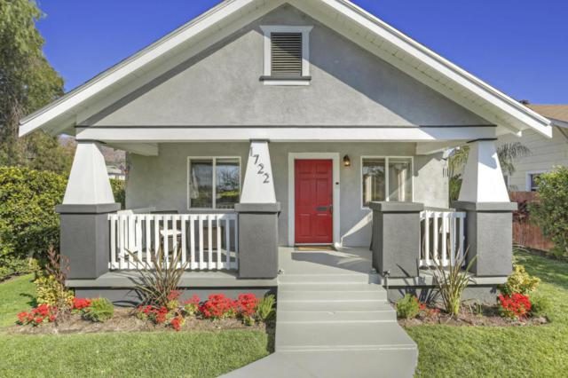 1722 Landis Street, Burbank, CA 91504 (#818000830) :: Golden Palm Properties