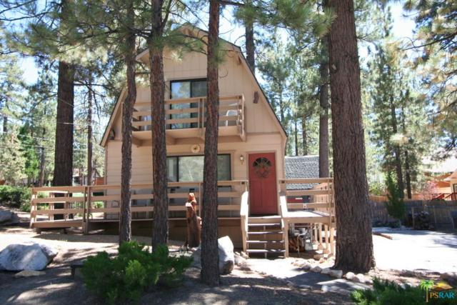 42773 Juniper Drive, Big Bear, CA 92315 (#18316928PS) :: The Real Estate Offices of Talbot and Watson