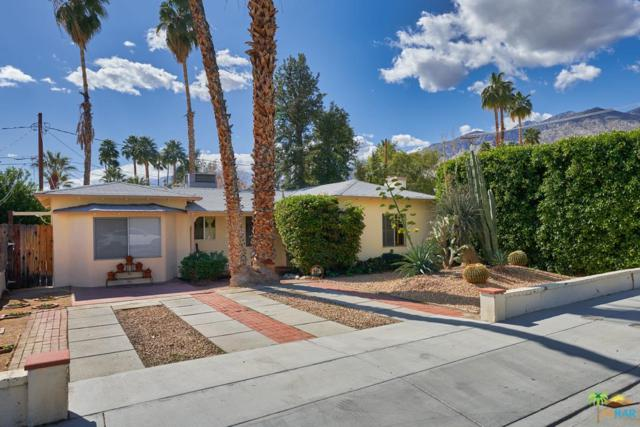 1345 E Camino Primrose, Palm Springs, CA 92264 (#18317030PS) :: California Lifestyles Realty Group