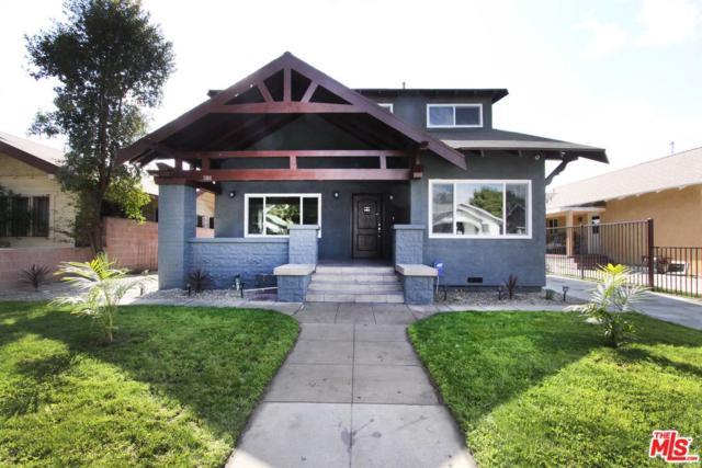 1506 W 45TH Street, Los Angeles (City), CA 90062 (#18317040) :: DSCVR Properties - Keller Williams