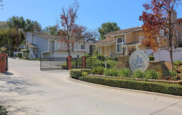 4210 Flintlock Lane, Westlake Village, CA 91361 (#818000853) :: TruLine Realty