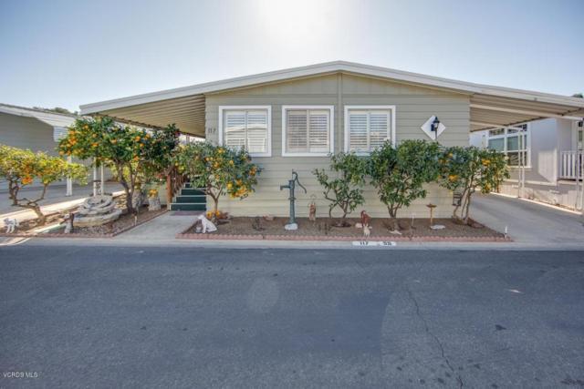 117 Piute Drive #95, Thousand Oaks, CA 91362 (#218002145) :: The Fineman Suarez Team