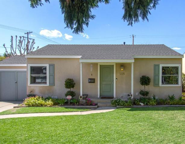 1225 N Frederic Street, Burbank, CA 91505 (#318000695) :: California Lifestyles Realty Group