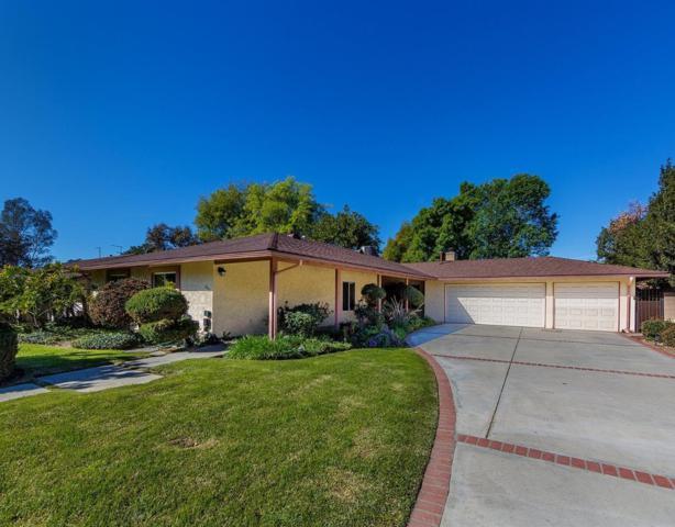 2337 N Arroyo Boulevard, Pasadena, CA 91103 (#318000733) :: California Lifestyles Realty Group