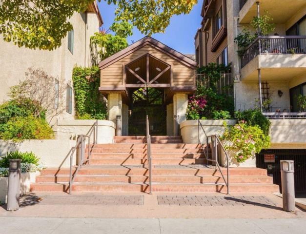 236 N Louise Street #109, Glendale, CA 91206 (#318000734) :: California Lifestyles Realty Group