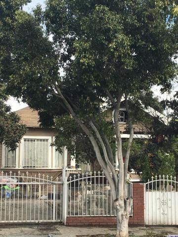855 E 33RD Street, Los Angeles (City), CA 90011 (#318000731) :: Paris and Connor MacIvor