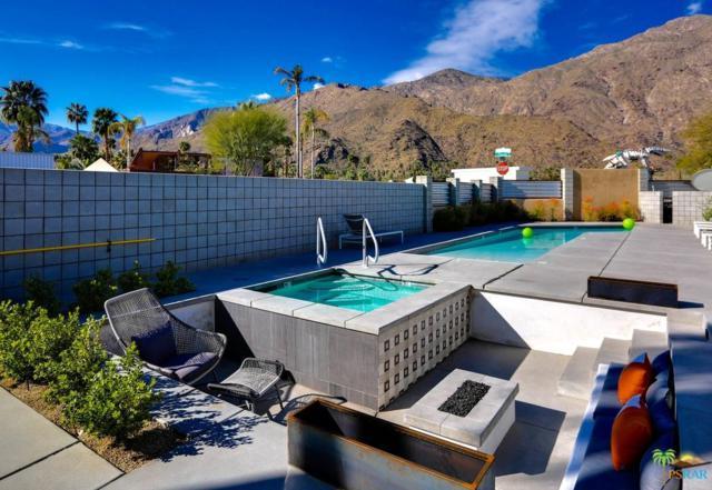 588 E San Lorenzo Road, Palm Springs, CA 92264 (#18317894PS) :: TruLine Realty