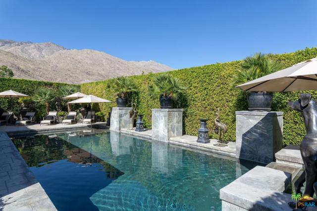 2612 S Canyon South Drive, Palm Springs, CA 92264 (#18314182PS) :: Lydia Gable Realty Group