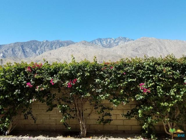 1655 E Palm Canyon Drive #317, Palm Springs, CA 92264 (#18318494PS) :: The Fineman Suarez Team