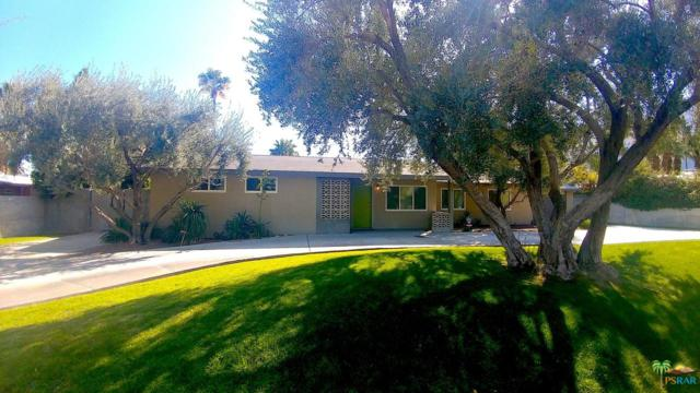 811 E Chia Road, Palm Springs, CA 92262 (#18317638PS) :: Golden Palm Properties