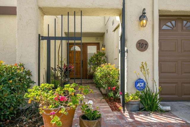 707 Shadow Lake Drive, Thousand Oaks, CA 91360 (#218002531) :: Lydia Gable Realty Group