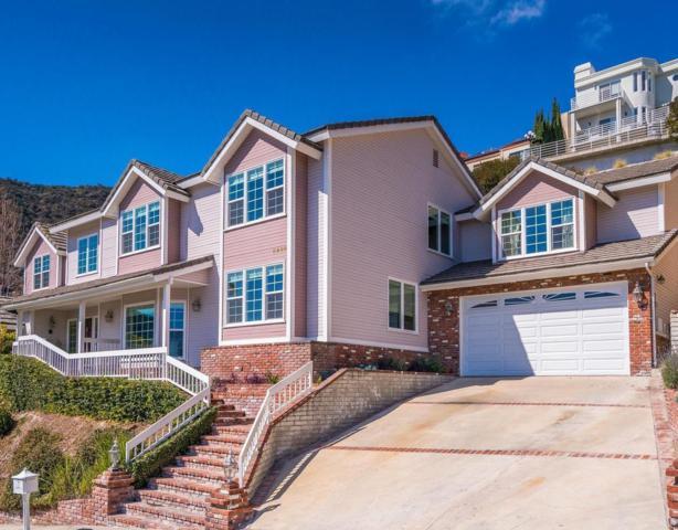 3289 Barnes Circle, Glendale, CA 91208 (#318000832) :: TruLine Realty