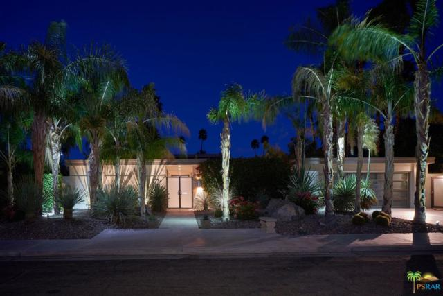 2234 S Caliente Drive, Palm Springs, CA 92264 (#18319368PS) :: California Lifestyles Realty Group