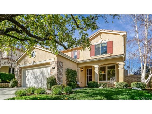 26413 Shakespeare Lane, Stevenson Ranch, CA 91381 (#SR18051618) :: The Real Estate Offices of Talbot and Watson