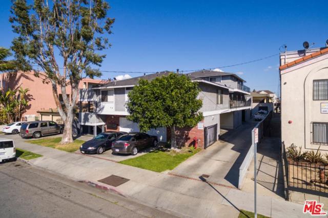 11702 Menlo Avenue, Hawthorne, CA 90250 (#18320236) :: Fred Howard Real Estate Team