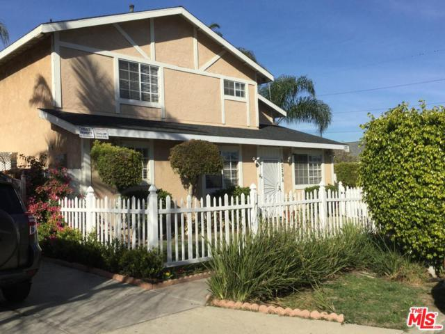 5029 W 119TH Place, Hawthorne, CA 90250 (#18320220) :: Fred Howard Real Estate Team