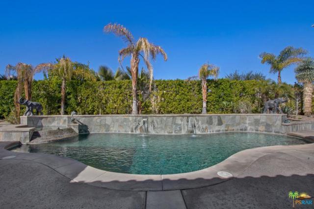 35105 Vista Del Aqua, Rancho Mirage, CA 92270 (#18320280PS) :: TruLine Realty