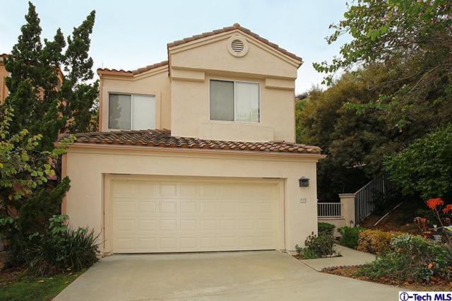 933 Calle La Primavera, Glendale, CA 91208 (#318000878) :: TruLine Realty