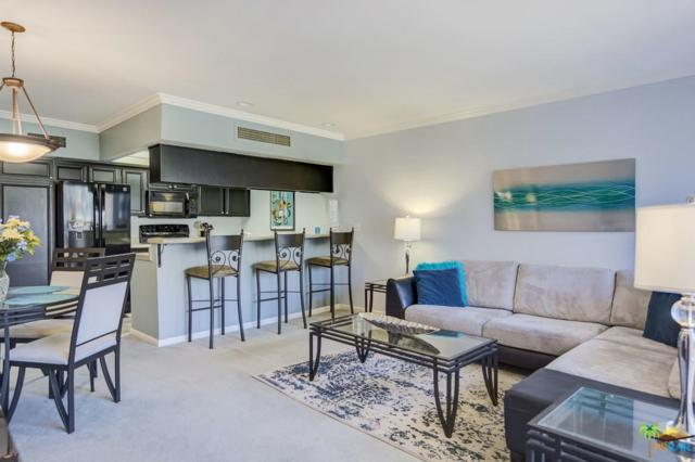 1655 E Palm Canyon Drive #312, Palm Springs, CA 92264 (#18320574PS) :: Lydia Gable Realty Group