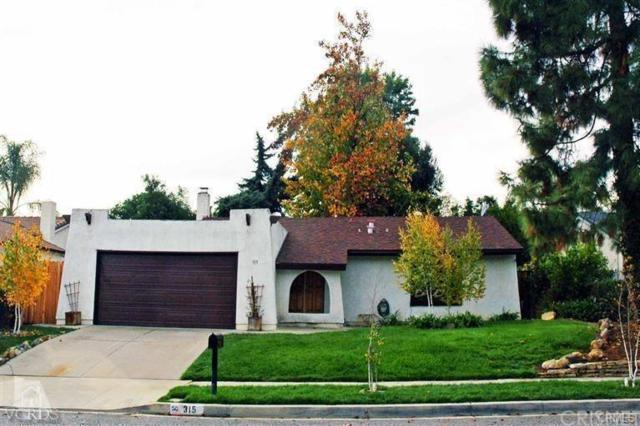 315 N Sabra Avenue, Oak Park, CA 91377 (#SR18054599) :: Lydia Gable Realty Group
