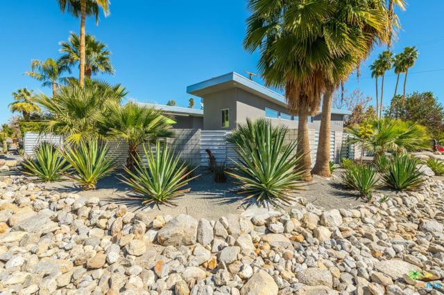 698 S Calle Palo Fierro, Palm Springs, CA 92264 (#18320190PS) :: California Lifestyles Realty Group