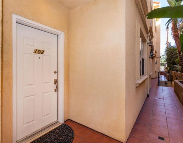 574 E Palm Avenue #102, Burbank, CA 91501 (#318000918) :: California Lifestyles Realty Group