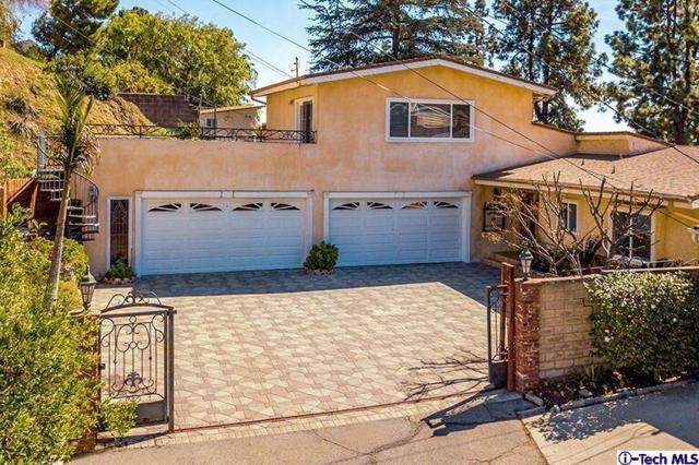 521 E Mountain Street, Glendale, CA 91207 (#318000904) :: TruLine Realty