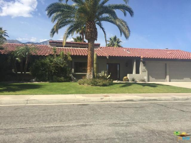 1505 S San Joaquin Drive, Palm Springs, CA 92264 (#18321036PS) :: TruLine Realty