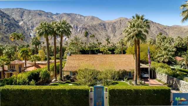 831 N Mission Road, Palm Springs, CA 92262 (#18321652PS) :: TruLine Realty