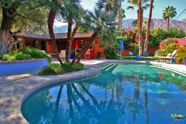 1426 N Riverside Drive, Palm Springs, CA 92264 (#18322476PS) :: TruLine Realty