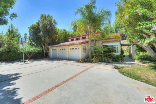 23444 Park Hermosa, Calabasas, CA 91302 (#18322754) :: TruLine Realty