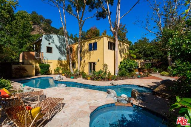 9772 Blantyre Drive, Beverly Hills, CA 90210 (#18308348) :: The Fineman Suarez Team