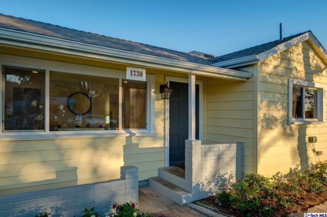 1730 N California Street, Burbank, CA 91505 (#318000962) :: California Lifestyles Realty Group