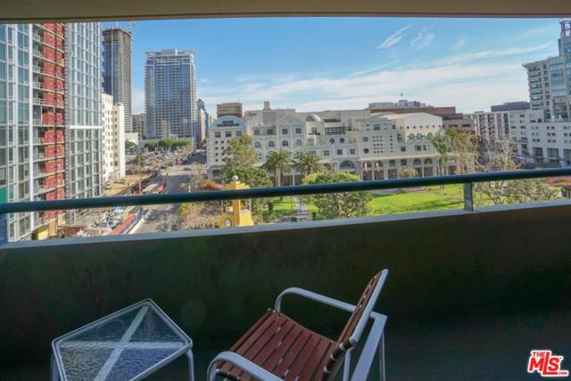 600 W 9TH Street #816, Los Angeles (City), CA 90015 (#18323004) :: TruLine Realty
