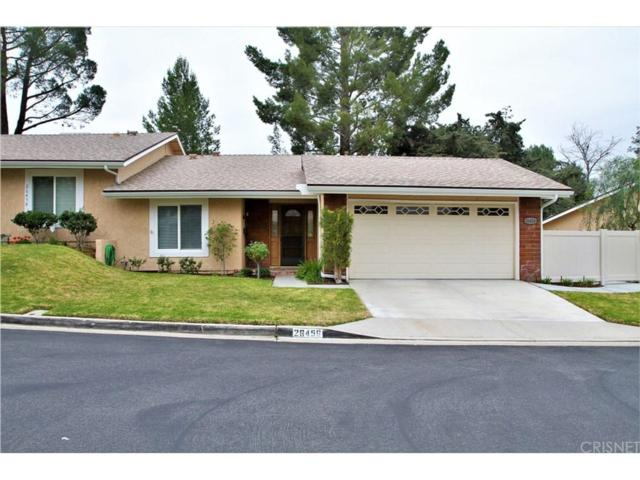 26456 Oak Highland Drive, Newhall, CA 91321 (#SR18058487) :: The Real Estate Offices of Talbot and Watson